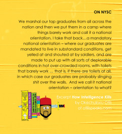 My Thoughts On Nigeria's #NYSC